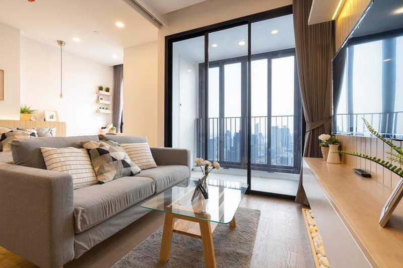 Ashton Chula Silom For Rent
